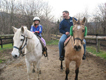Happy Customers At Legends Riding Stable